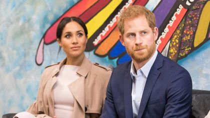 How Prince Harry and Meghan Markle Just Torpedoed Their Reno Plans