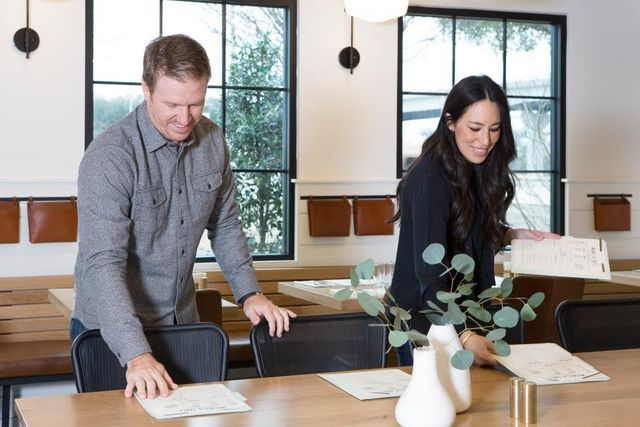Watch chip and joanna gaines make over their restaurant for How much do chip and joanna make on fixer upper