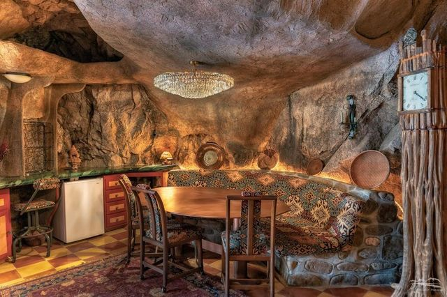 Dining Cave house Bisbee