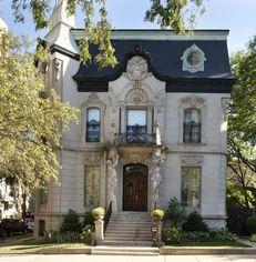 Chicago's Historic Frances J. Dewes Mansion