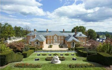 Albemarle House, One Of Virginia's Most Lavish Homes (PHOTOS)