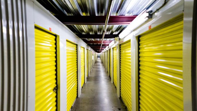 Image result for Self-Storage Unit istock