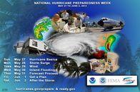 Batten Down the Hatches: Hurricane Preparedness Week