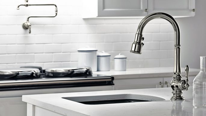 Why The Corner Sink in the Kitchen Is a Trend That\'s Here to ...