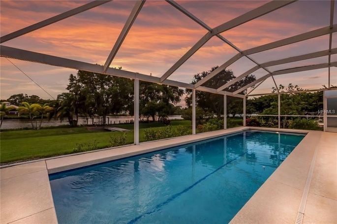 Lap Pool of Luxury: 8 Lap Pools Ready for a Buyer to Dive In ...