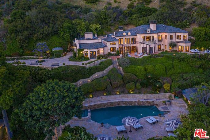 The former home ofKelsey and Camille Grammer