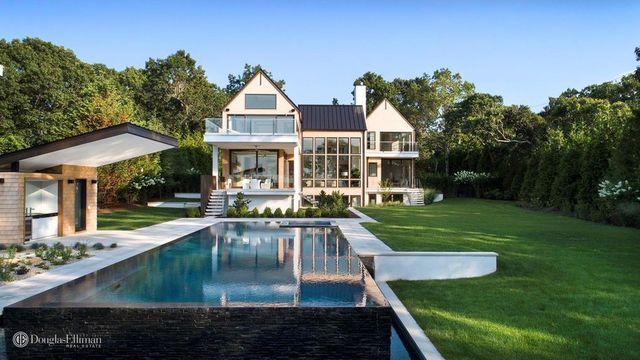 Pool Sag harbor beach house