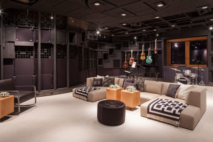 Recording studio and home theater