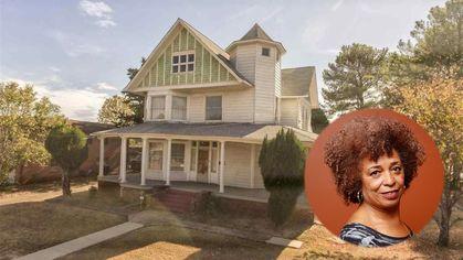 Buy Civil Rights Icon Angela Davis' Childhood Home in Birmingham