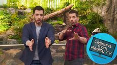 The Property Brothers Look Back at a Home in Reno That Almost Did Them In
