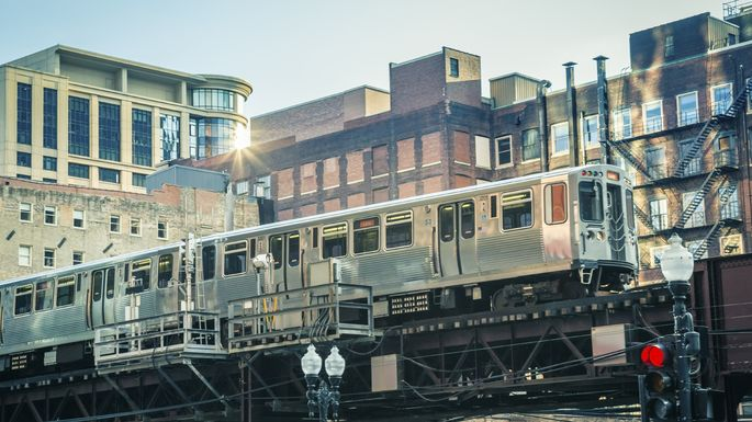 The Loop in Chicago: Once the epitome of urban decay, now booming
