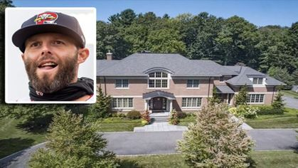 Red Sox Second Baseman Dustin Pedroia Selling MA Mansion for $8.95M
