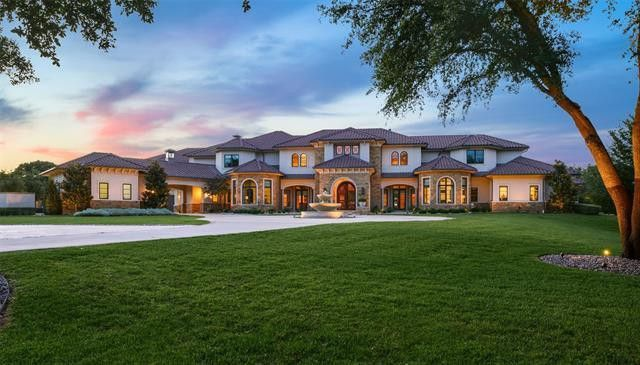 Jermaine O'Neal's Texas megamansion