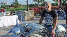 'American Choppers' Star Paul Teutul Sr. Selling Massive New York Spread