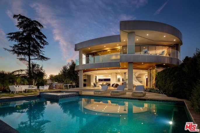Hercules Drive home for $10 million