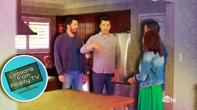 The Property Brothers Reveal How to Make a Tiny Kitchen Look Huge | realtor.com®