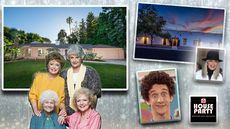 'House Party' Podcast: We Went Inside 'The Golden Girls' Home; Screech's Sad Home Sale Saga