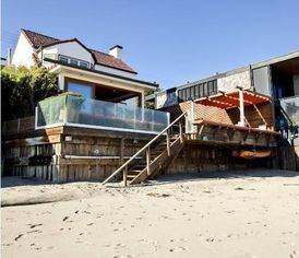 Glee Creator Selling Charlize Theron's Former Malibu, CA Home (PHOTOS)