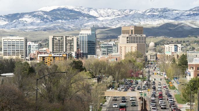 Boise featured