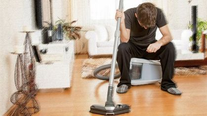 You're Vacuuming Wrong: 8 Mistakes That Are Making Your House Dirtier