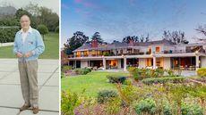 Bob Hope's Toluca Lake Estate Finally Sells—to Billionaire Ron Burkle