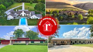 Going Once! Texas Barndominium Headed to Auction Is the Week's Most Popular Home