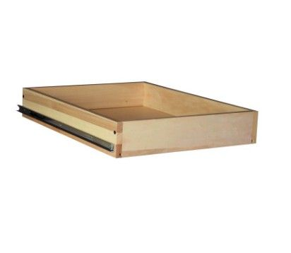 This drawer with slides attached is $35.