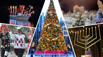 Top Tinsel Towns: 10 Surprising Cities Whose Holiday Charms Are Worth Unwrapping