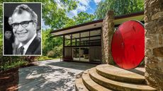 Late Musician Dave Brubeck's Jazzy Japanese-Inspired Home Available for $2.75M