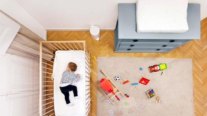 10 Rules for a Super Functional Nursery in a Small Space | realtor.com®