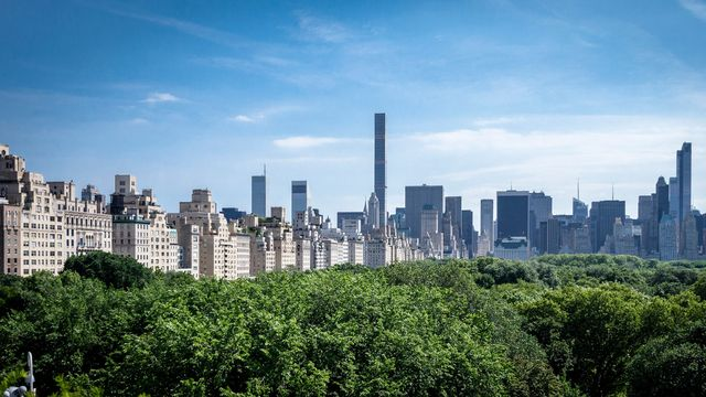 """A lower, more """"affordable"""" view of Central Park"""