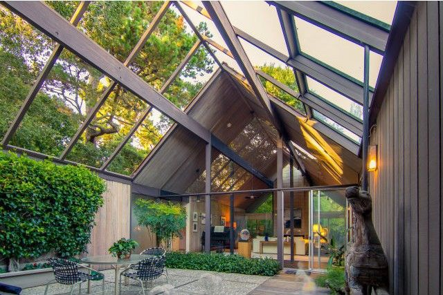 Northern California A-Frame Eichler Offered for $3.498M ...