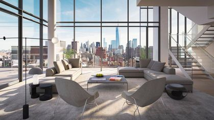 $40.5M Soho Penthouse With Rooftop Pool Is This Week's Most Expensive New Listing