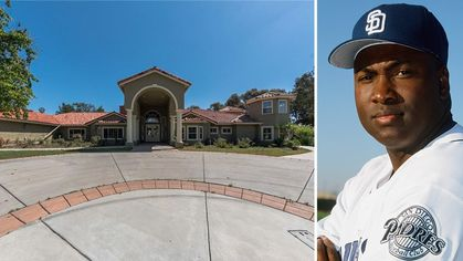 Now Bank-Owned, Tony Gwynn's Former Poway Home Lists for $2.12M