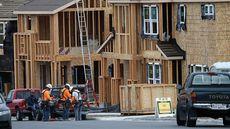 Single-Family Home Building Slows in November