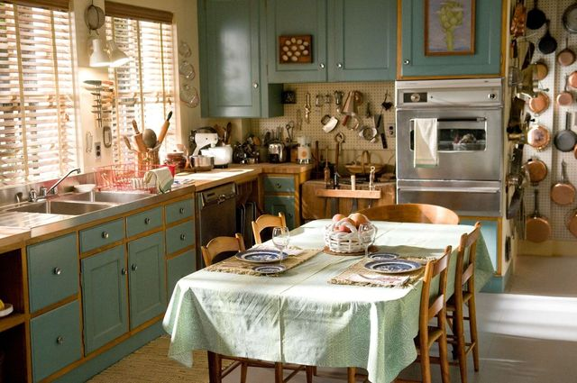8 Best Kitchens From Movies Ever And How To Cop The Look Realtor Com