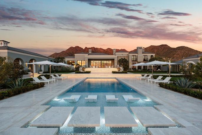 Second most-expensive home in Arizona