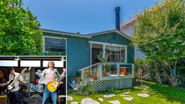Cool Venice Cottage From 'I Love You, Man' Rocks Onto the Market for $2.25M