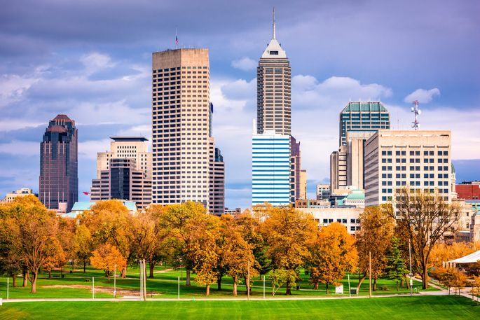 Bargain hunters can still find affordable real estate in and around Indianapolis.