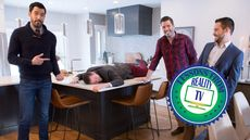 The Property Brothers Ask: Has This Hot Kitchen Feature Gotten Just Too Huge?