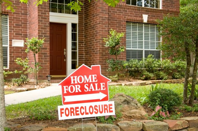 how to bid on a foreclosed home
