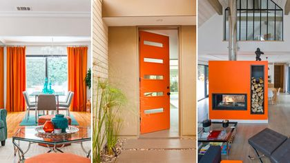 Afraid of Orange? Not-So-Scary Ways to Use This Hue in Your Home