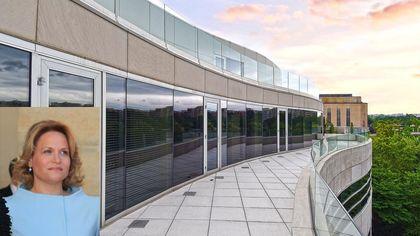 Princess Aisha bint Hussein of Jordan Lists Luxury DC Penthouse for $5.7M