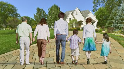 All in the Family: Multigenerational Living Makes a Comeback