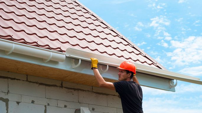 How To Install Gutters Protect Your Home From Water Damage