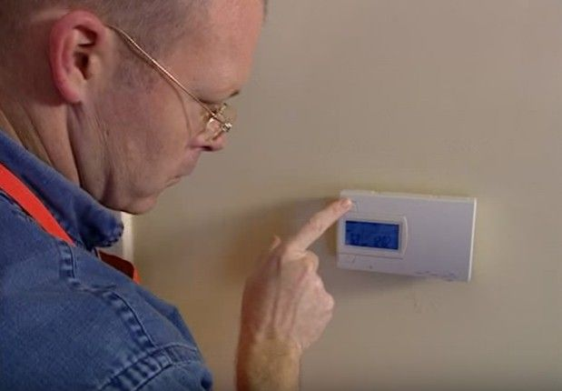 Test the thermostat.