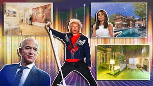 'House Party' Podcast: Can You Dig This '70s Time Capsule Home? Plus, Jeff Bezos' $165M Purchase