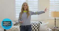 Christina Anstead Is Back—With a New Baby and a Bar You Have To See