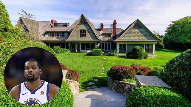 Hamptons Home Famously Rented By Kevin Durant On Market For 15m