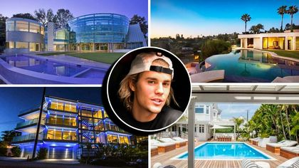 Justin Bieber's Completely Bonkers Housing History: Never Say Never!